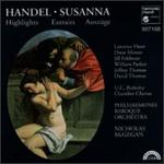 Handel: Susanna [Highlights]