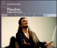 Handel: Theodora - David Daniels (counter tenor); Dawn Upshaw (soprano); Elizabeth Kenny (theorbo); Frode Olsen (bass); Jonathan Hinden (organ);...