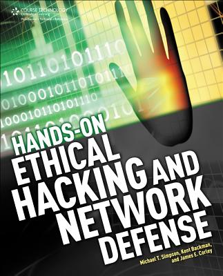 Hands-On Ethical Hacking and Network Defense - Simpson, Michael T
