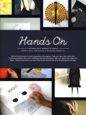 Hands-On: Interactive Design in Print - Viction Workshop Ltd (Editor)