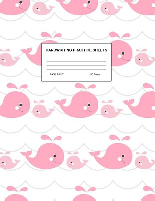 Handwriting Practice Sheets: Cute Blank Lined Paper Notebook for Writing Exercise and Cursive Worksheets - Perfect Workbook for Preschool, Kindergarten, 1st, 2nd, 3rd and 4th Grade Kids - Product Code A4 3487 - Boyd, Gianna
