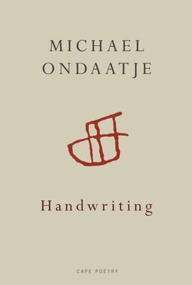 Handwriting - Ondaatje, Michael