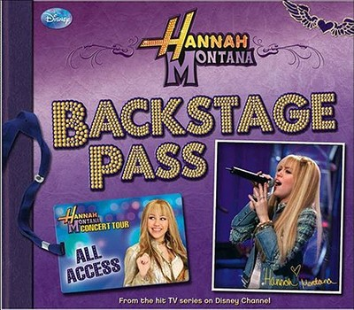 Hannah Montana: Backstage Pass - King, M C