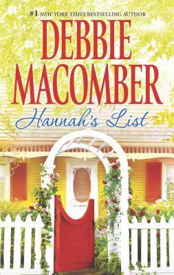 Hannah's List - Macomber, Debbie