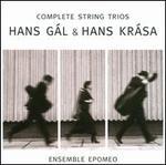 Hans Gál & Hans Krása: Complete String Trios
