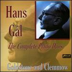 Hans Gál: The Complete Piano Duos