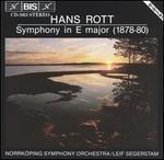 Hans Rot: Symphony in E major
