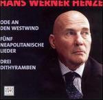 Hans Werner Henze: Orchestral Works