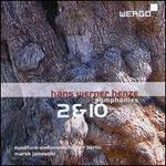 Hans Werner Henze: Symphonies Nos. 2 & 10