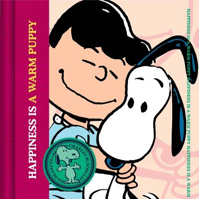 Happiness Is a Warm Puppy - Schulz, Charles M