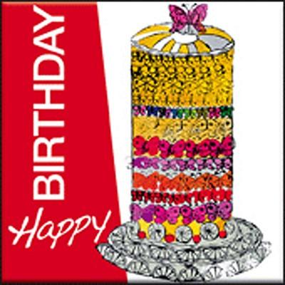 Happy Birthday - Mahan, Mark (Translated by)