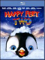 Happy Feet Two [With Digital Copy] [Includes Digital Copy] [Blu-ray]