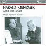 Harald Genzmer: Werke f?r Klavier