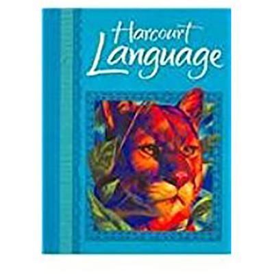 Harcourt School Publishers Language: Student Edition Grade 4 2002 - Harcourt School Publishers (Prepared for publication by)