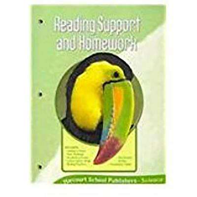 Harcourt Science: Reading Support and Homework Grade 3 - Harcourt School Publishers (Prepared for publication by)
