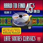 Hard to Find 45's on CD, Vol. 17