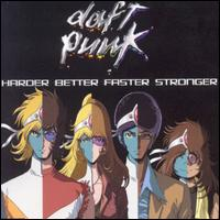 Harder Better Faster Stronger [CD] - Daft Punk