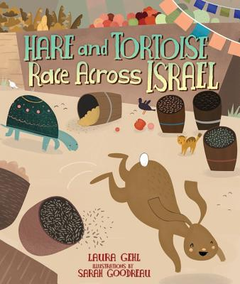 Hare and Tortoise Race Across Israel - Gehl, Laura, and Goodreau, Sarah, and Aesop