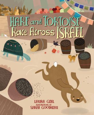 Hare and Tortoise Race Across Israel - Gehl, Laura