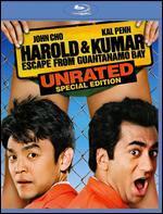 Harold and Kumar Escape from Guantanamo Bay [With The Hangover Part II Movie Cash] [Blu-ray] - Hayden Schlossberg; Jon Hurwitz