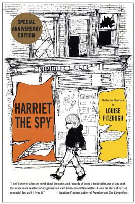 Harriet the Spy: 50th Anniversary Edition - Fitzhugh, Louise
