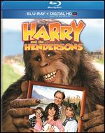 Harry and the Hendersons [Includes Digital Copy] [Blu-ray] - William Dear