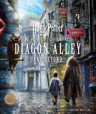 Harry Potter: A Pop-Up Guide to Diagon Alley and Beyon -