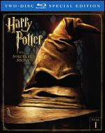 Harry Potter and Sorcerer's Stone [Blu-ray] [2 Discs] - Chris Columbus