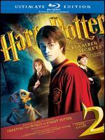 Harry Potter and the Chamber of Secrets [Ultimate Edition] [Blu-ray]