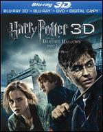 Harry Potter and the Deathly Hallows, Part 1 [French] [3D] [Blu-ray/DVD] [Includes Digital Copy] - David Yates