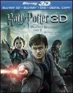 Harry Potter and the Deathly Hallows, Part 2 [Includes Digital Copy] [French] [3D] [Blu-ray/DVD]