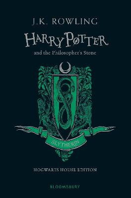 Harry Potter and the Philosopher's Stone - Slytherin Edition - Rowling, J.K.
