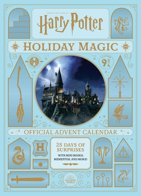 Harry Potter: Holiday Magic: The Official Advent Calendar - Insight Editions