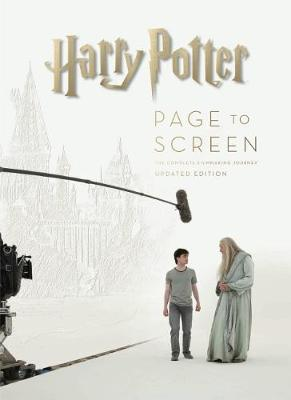 Harry Potter: Page to Screen: Updated Edition - McCabe, Bob