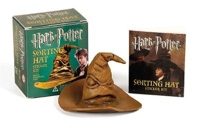 Harry Potter Sorting Hat Kit and Sticker Book - Running Press (Creator)