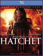 Hatchet III [Unrated] [Director's Cut] [Blu-ray]