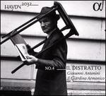 Haydn 2032, No. 4: Il Distratto