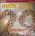 Haydn: 29 Name Symphonies
