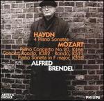 Haydn: 4 Piano Sonatas; Mozart; Piano Concerto No. 20; Concerto Rondo; Rondo; Piano Sonata in F major