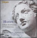 Haydn: 6 Paris Symphonies; 15 Symphonies