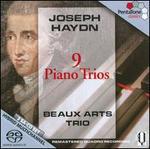 Haydn: 9 Piano Trios
