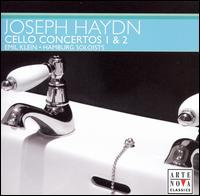 Haydn: Cello Concertos Nos. 1 & 2 - Emil Klein (cello); Hamburg Soloists; Emil Klein (conductor)