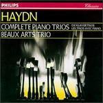 Haydn: Complete Philips Recordings - Beaux Arts Trio; Bernard Greenhouse (cello); Isidore Cohen (violin); Menahem Pressler (piano)