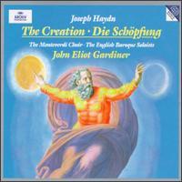 Haydn: Die Schöpfung - Donna Brown (soprano); English Baroque Soloists; Gerald Finley (vocals); Michael Schade (tenor); Rodney Gilfry (bass); Sylvia McNair (soprano); Monteverdi Choir (choir, chorus); John Eliot Gardiner (conductor)