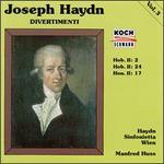 Haydn: Divertimenti, Vol.3