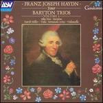 Haydn: Four Baryton Trios, Vol. 2