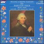Haydn: Four Baryton Trios