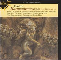 Haydn: Harmoniemess & Kleine Orgelmesse - Catherine Wyn-Rogers (alto); Lynda Russell (soprano); Michael George (bass); William Kendall (tenor);...