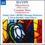 Haydn: Masses, Vol. 7 - Missa Brevis, Creation Mass