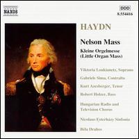 Haydn: Nelson Mass; Kleine Orgelmesse - Gabriele Sima (contralto); Kurt Azesberger (tenor); Robert Holzer (bass); Viktoria Loukianets (soprano);...